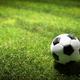 Football soccer ball on grass field - PhotoDune Item for Sale