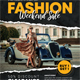 Fashion Sale Flyer V2