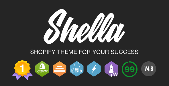 Top Shella - Multipurpose Shopify Theme. Fast, Clean, and Flexible.
