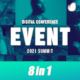 Digital Event Promo | Final Cut Pro & Apple Motion - VideoHive Item for Sale