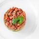 Tuna Tartare with sesame seeds - PhotoDune Item for Sale