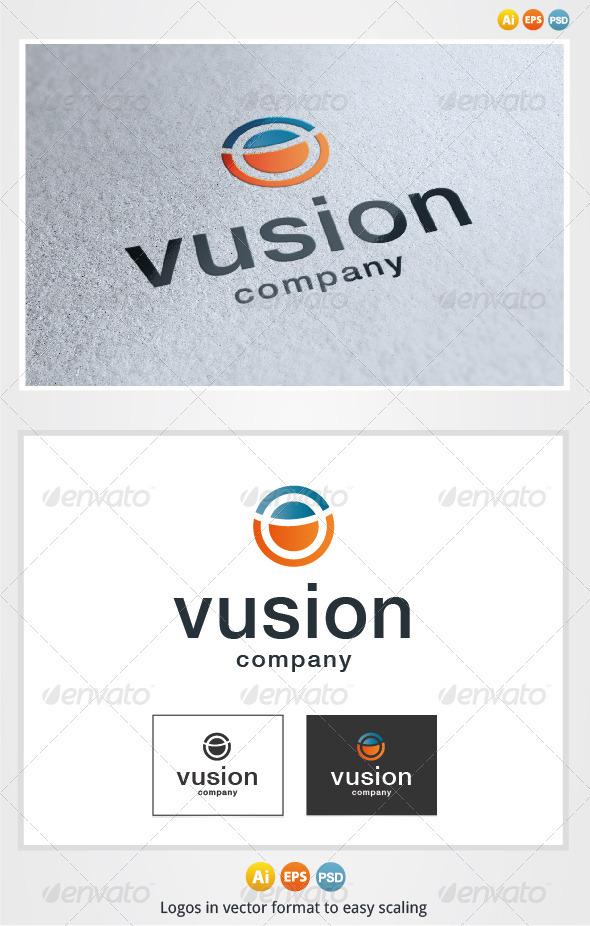 Vusion Logo - Symbols Logo Templates