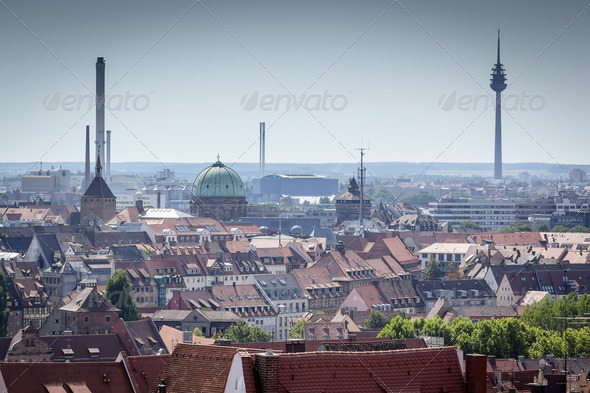 Nuremberg - Stock Photo - Images