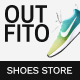 OutFito - Shoes Store Theme Shopify Footwear
