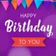 Happy Birthday Opener - VideoHive Item for Sale