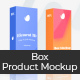 Box Mock-Up - Product Marketing Mockup - VideoHive Item for Sale