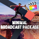 Minimal Broadcast Package - VideoHive Item for Sale