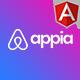 Appia - Angular 11 App Landing Page