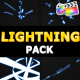 Cartoon Lightning Pack | FCPX