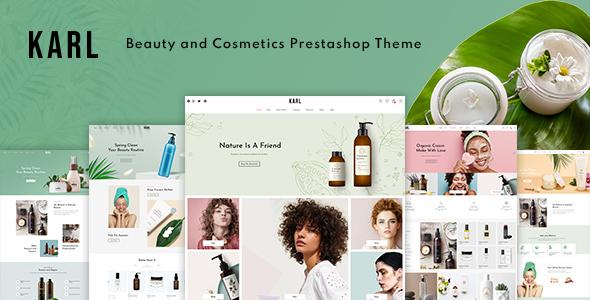 Karl - Beauty & Cosmetics Prestashop 1.7 Theme
