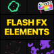 Flash FX Elements Pack 04 | FCPX - VideoHive Item for Sale