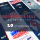 Memorial Day & 4th Of July Instagram Stories - VideoHive Item for Sale
