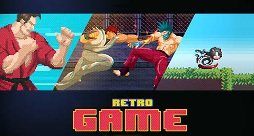 Retro Game Collection