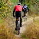 back man on mountain bike riding - PhotoDune Item for Sale