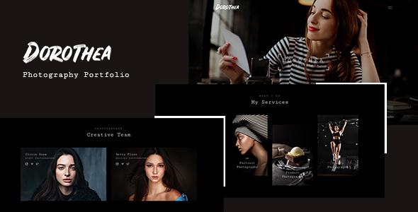 Dorothea – Creative Photography Portfolio