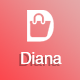 Diana – Furniture Store eCommerce Template