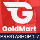 Goldmart - Multipurpose Prestashop 1.7 Theme