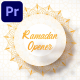 Ramadan Opener | MOGRT for Premiere Pro - VideoHive Item for Sale