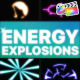 Energy Explosions | FCPX - VideoHive Item for Sale