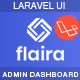 Flaira - Laravel UI Dashboard template