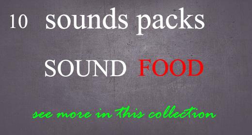 10 Sounds Packs