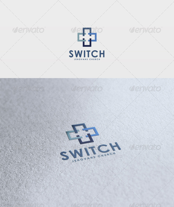 Switch Logo - Vector Abstract