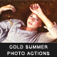 Cold Summer Photography Actions - GraphicRiver Item for Sale