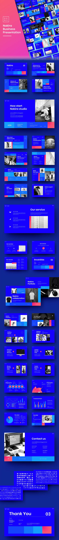 Nakira – Business PowerPoint Template