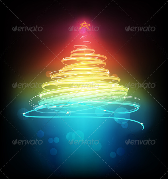 Christmas tree  - Christmas Seasons/Holidays