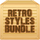 New Retro Styles Bundle - GraphicRiver Item for Sale