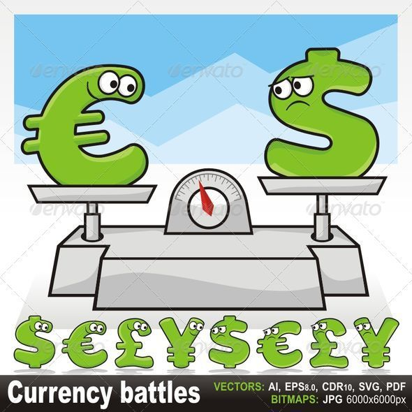 Currency battles - Concepts Business