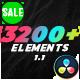 Super Creators Pack (3200+ Elements) - VideoHive Item for Sale