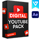 Youtube Pack Digital - VideoHive Item for Sale