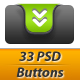 33 Layered Web Buttons - GraphicRiver Item for Sale