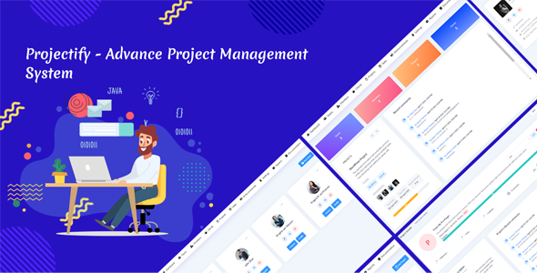 Download Projectify Pro – Advance Project Management System Free Nulled