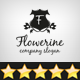 Flowerine Logo - GraphicRiver Item for Sale