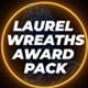 Laurel Wreaths Award Pack