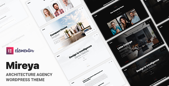 Mireya - Architecture Interior WordPress Theme