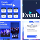 Event promo post instagram - VideoHive Item for Sale