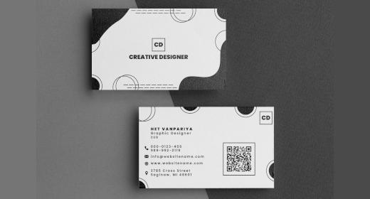 professional | Business card design