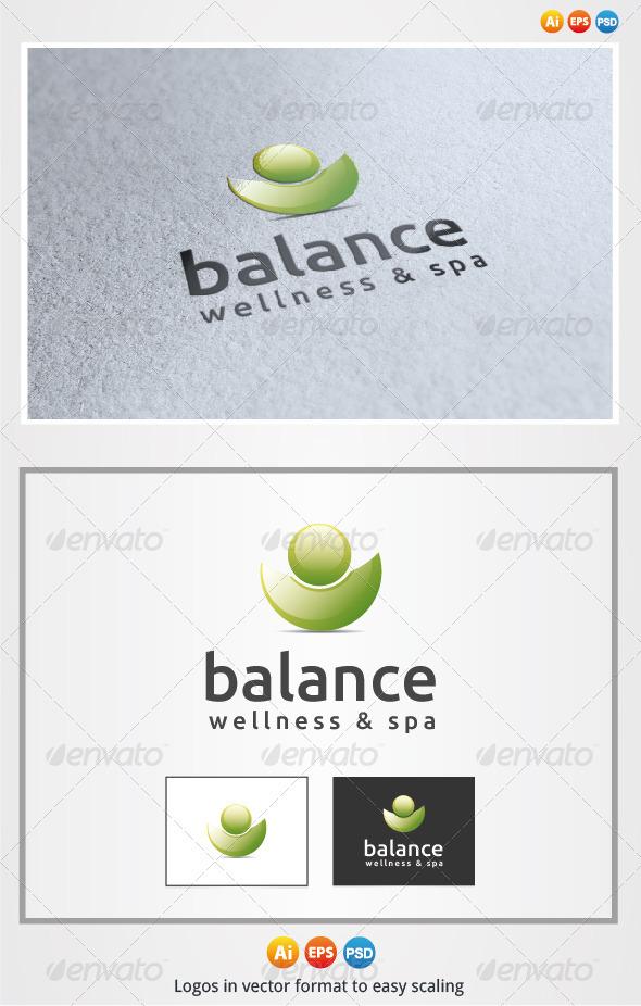 Balance - Nature Logo Templates