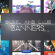 Music & Club Event Banner Ad - VideoHive Item for Sale