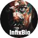 InfixBio - Portfolio Showcase social Networking Platform for Digital Designers and Creatives