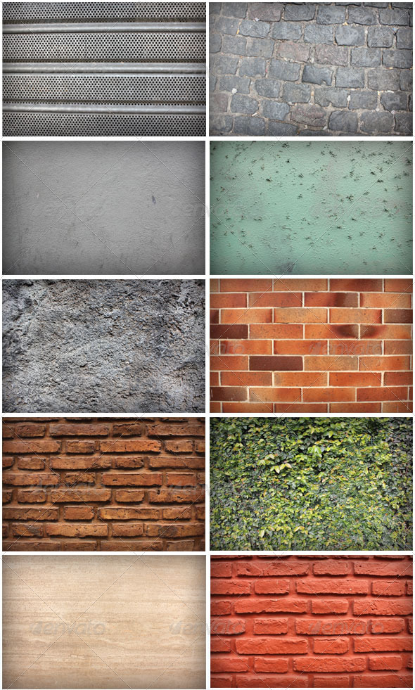 Urban Walls Texture - Miscellaneous Textures
