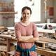Young female carpenter - PhotoDune Item for Sale