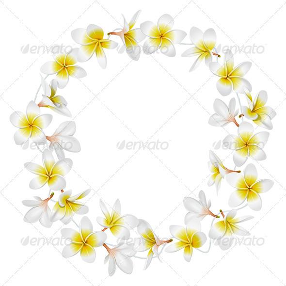 Tropical Necklace - Flowers & Plants Nature