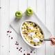 Maize flour in apple strudel filling - PhotoDune Item for Sale