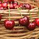 Cherries hanging - PhotoDune Item for Sale