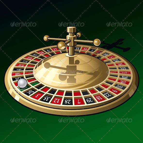 Roulette - Miscellaneous Vectors