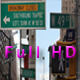 New York City Signs Pack Full HD - VideoHive Item for Sale